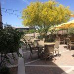 cafe pranzo patio